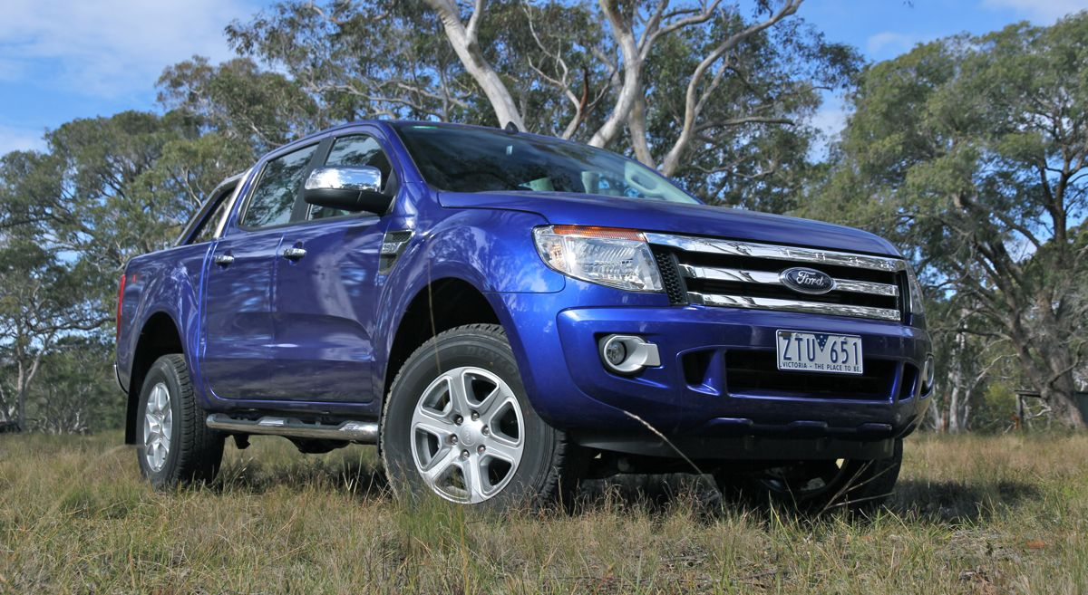 ford ranger review xlt dual cab 4x4 caradvice. Black Bedroom Furniture Sets. Home Design Ideas