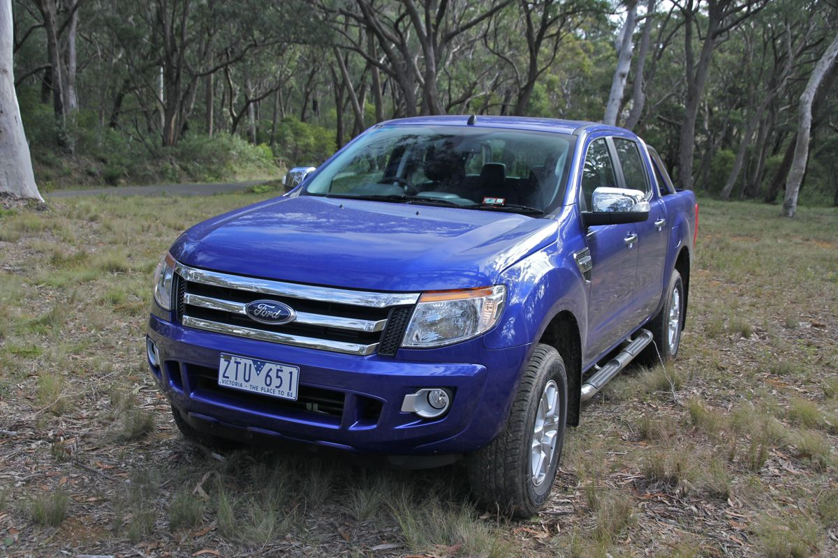 Ford Ranger Review: XLT dual-cab 4x4 | CarAdvice