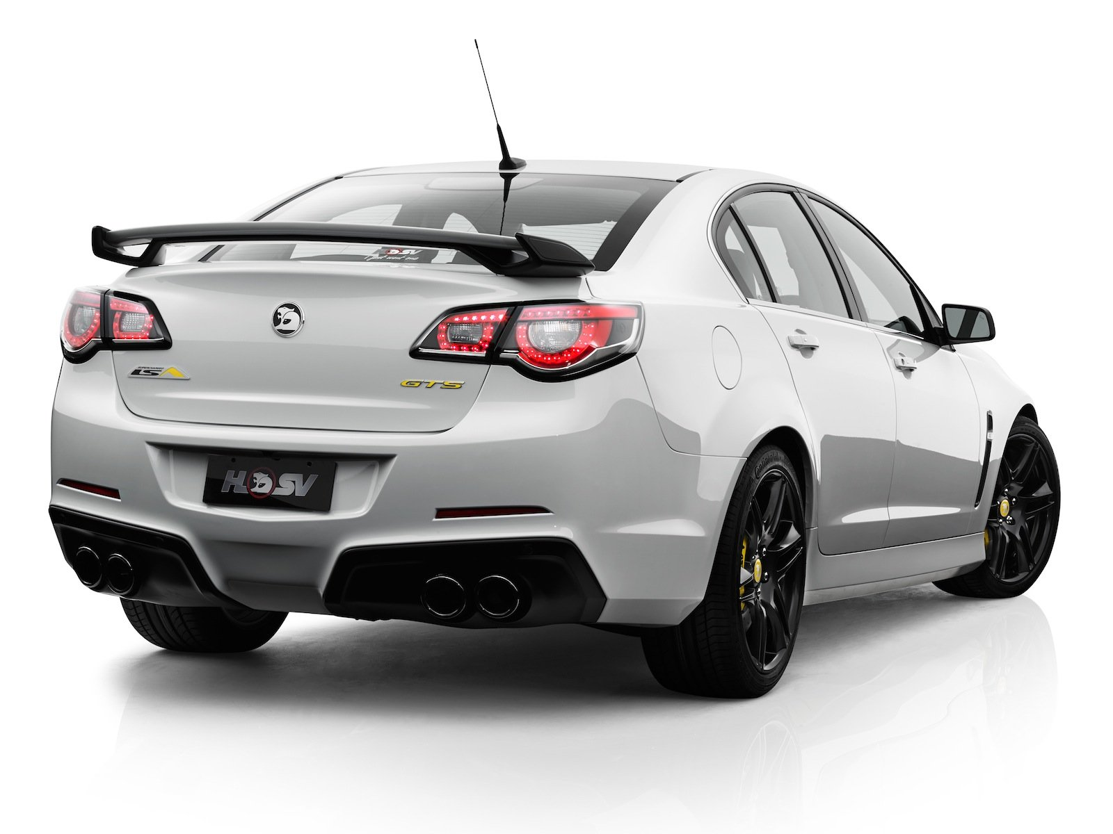 Hsv Gts Fastest Aussie Car Ever Claims 4 4 Second 0 100km