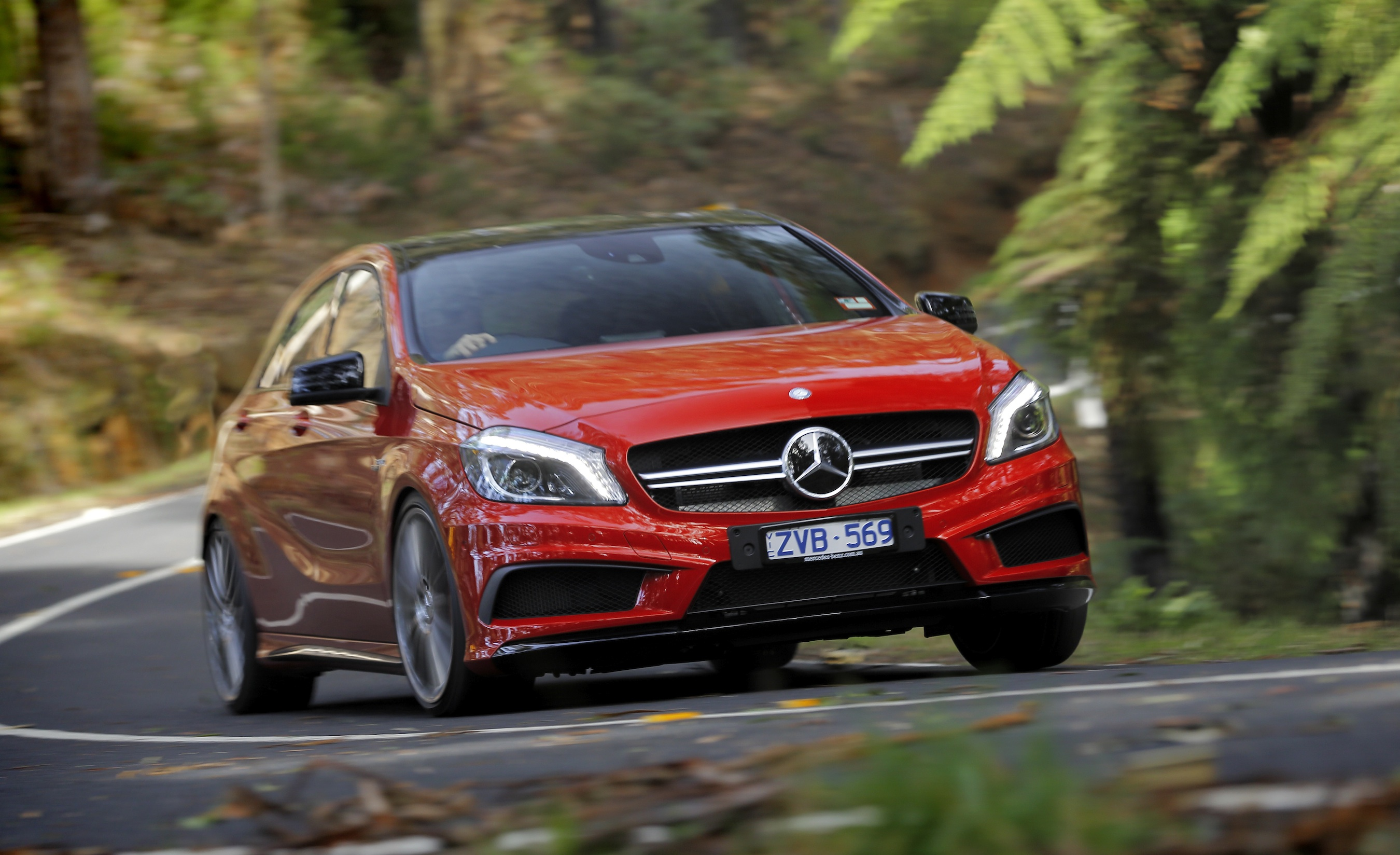 Best of mercedes a45 amg service costs fiat world test drive for Mercedes benz a service cost