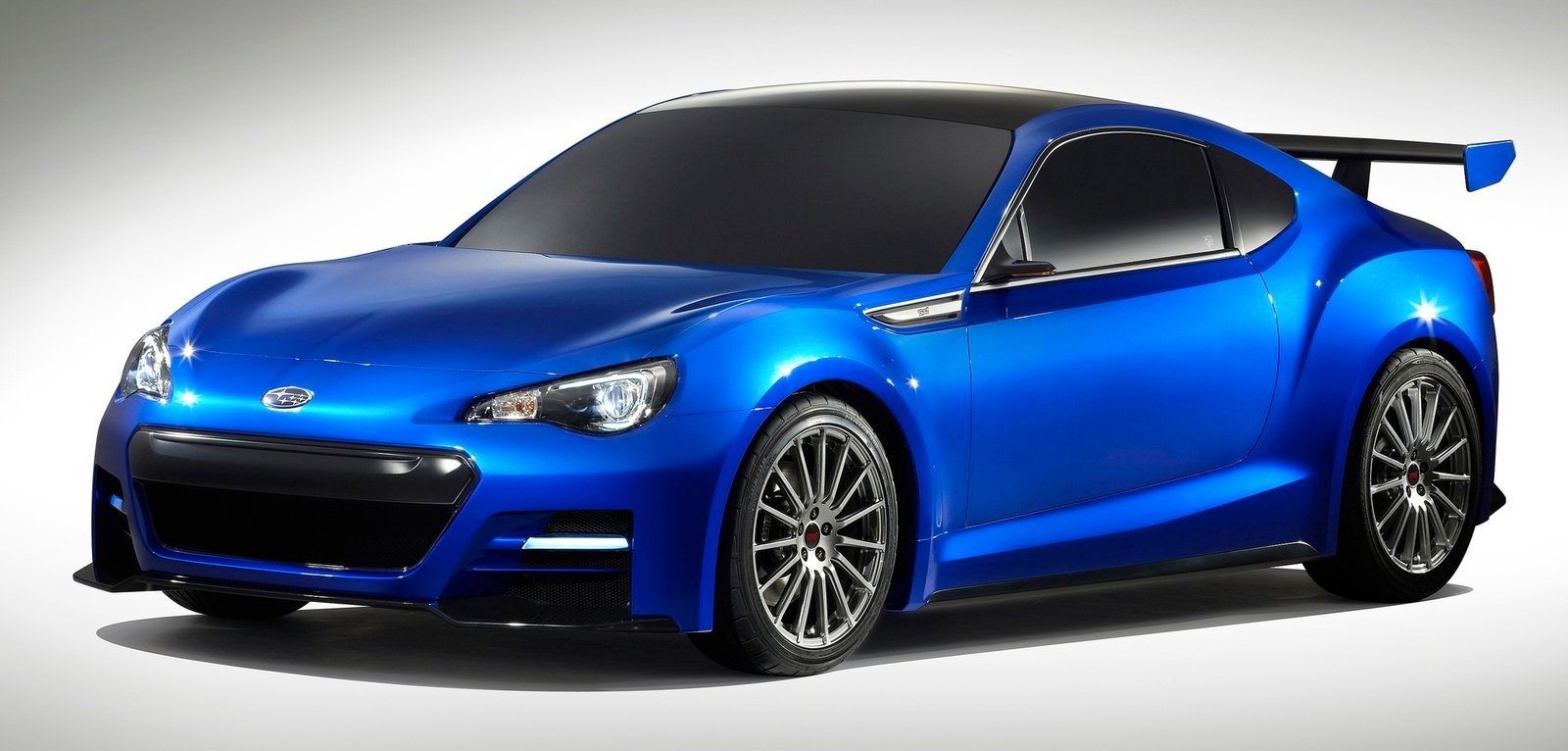 subaru brz sti enhanced japanese sports car teased