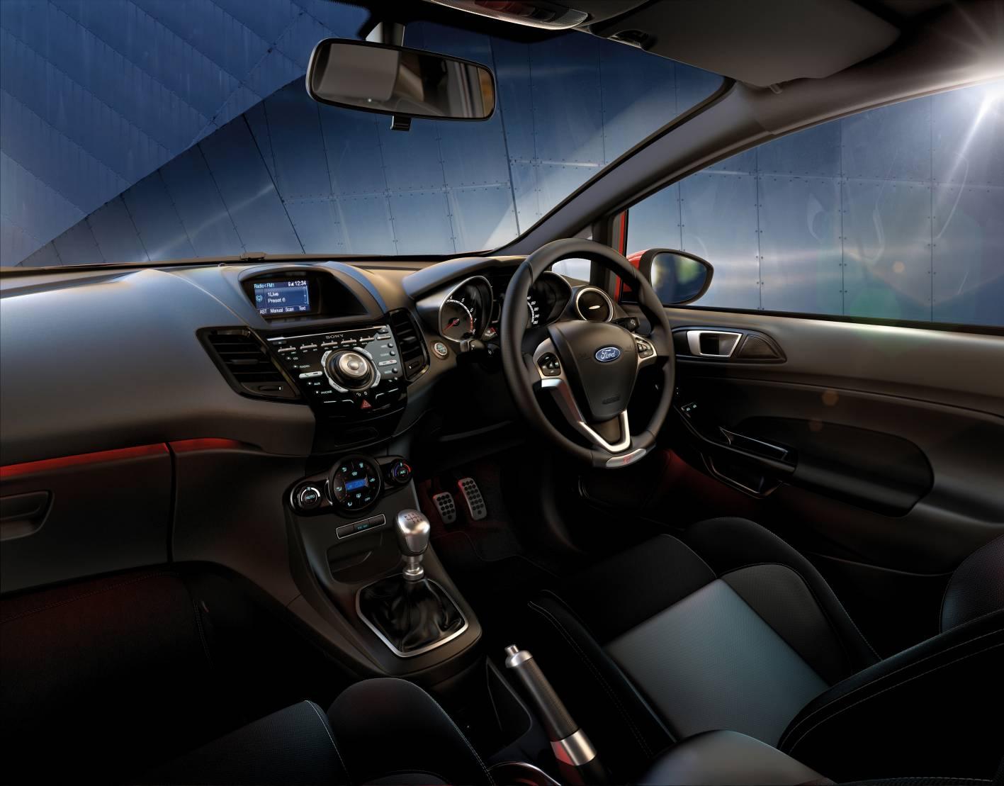Ford Fiesta Sync Ford Fiesta st 3