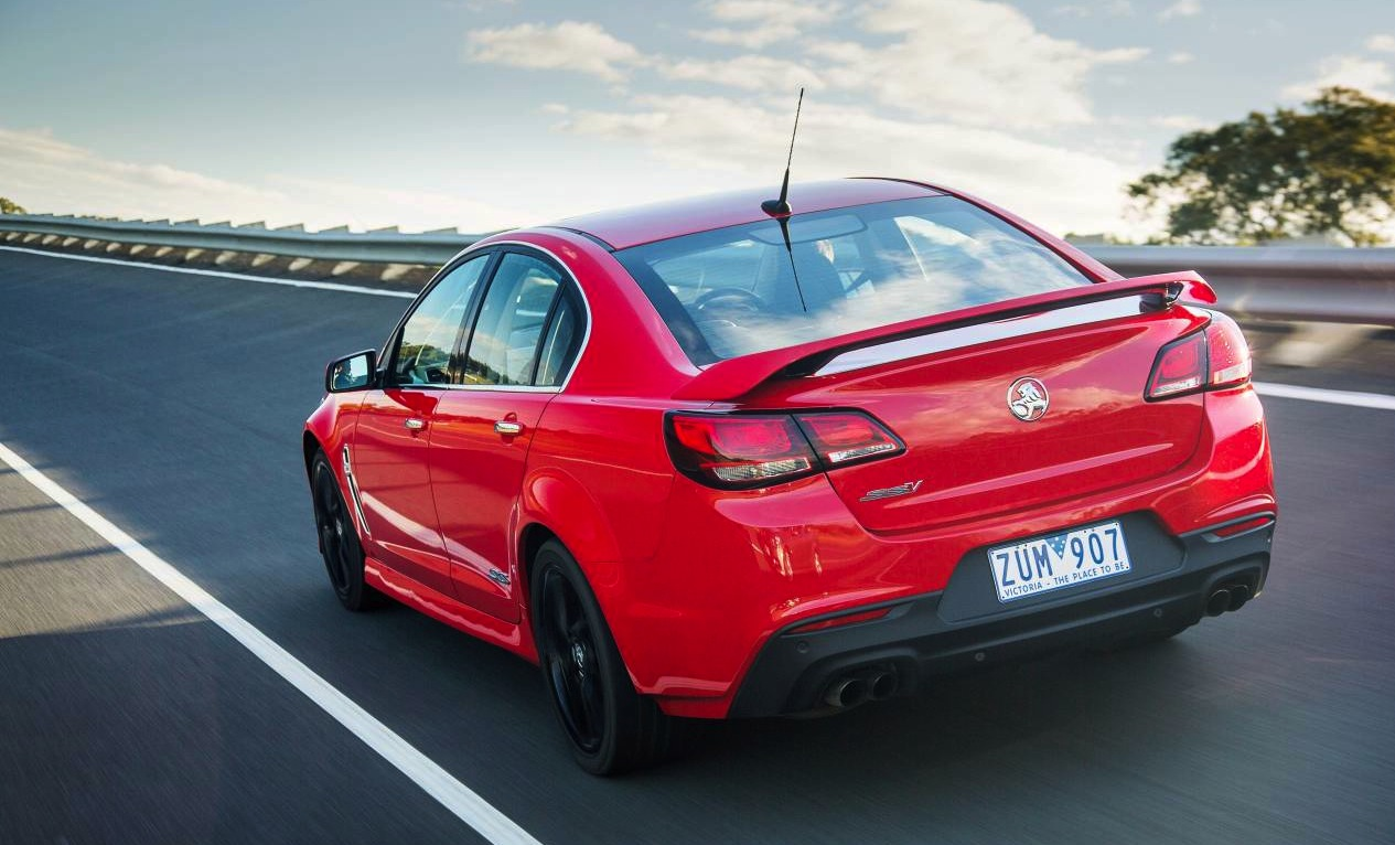 Holden Commodore turns sales tide as Ford Falcon sinks ...