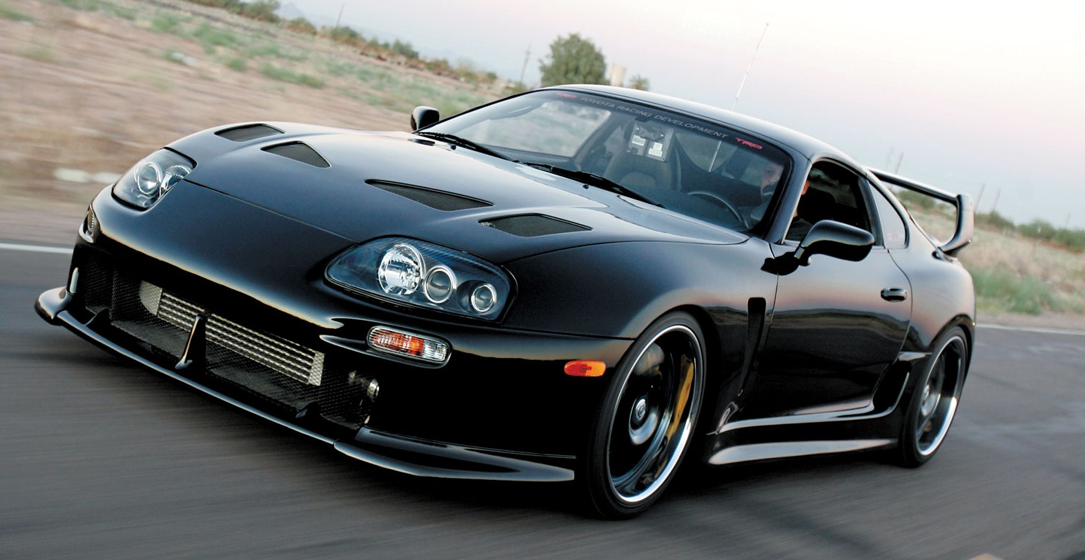 Toyota Supra Name Likely For Resurrection Photos 1 Of 3