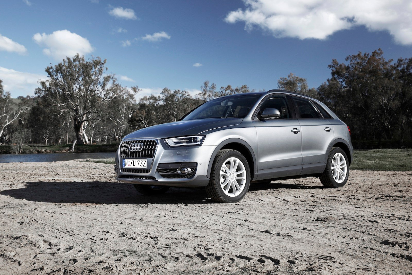 audi q3 gets new base model quattro only range photos 1 of 6