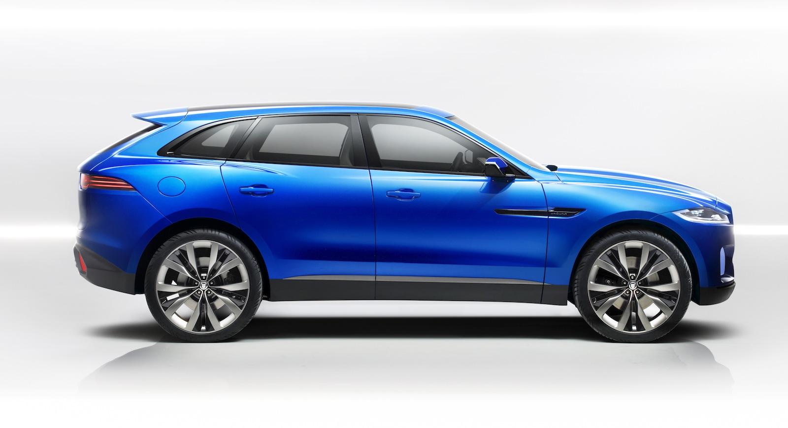 Jaguar SUV: C-X17 concept revealed - Photos (1 of 31)