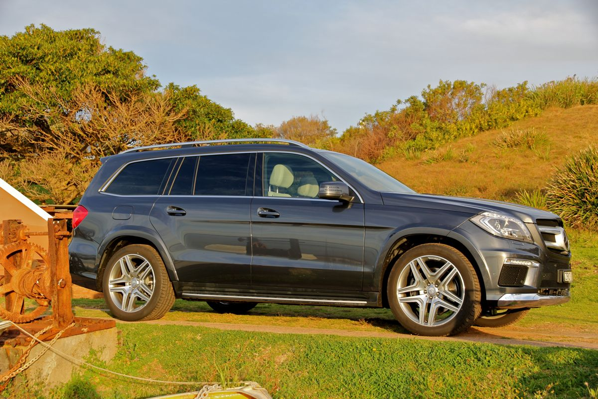Mercedes benz gl review gl350 bluetec caradvice for Mercedes benz bluetec diesel