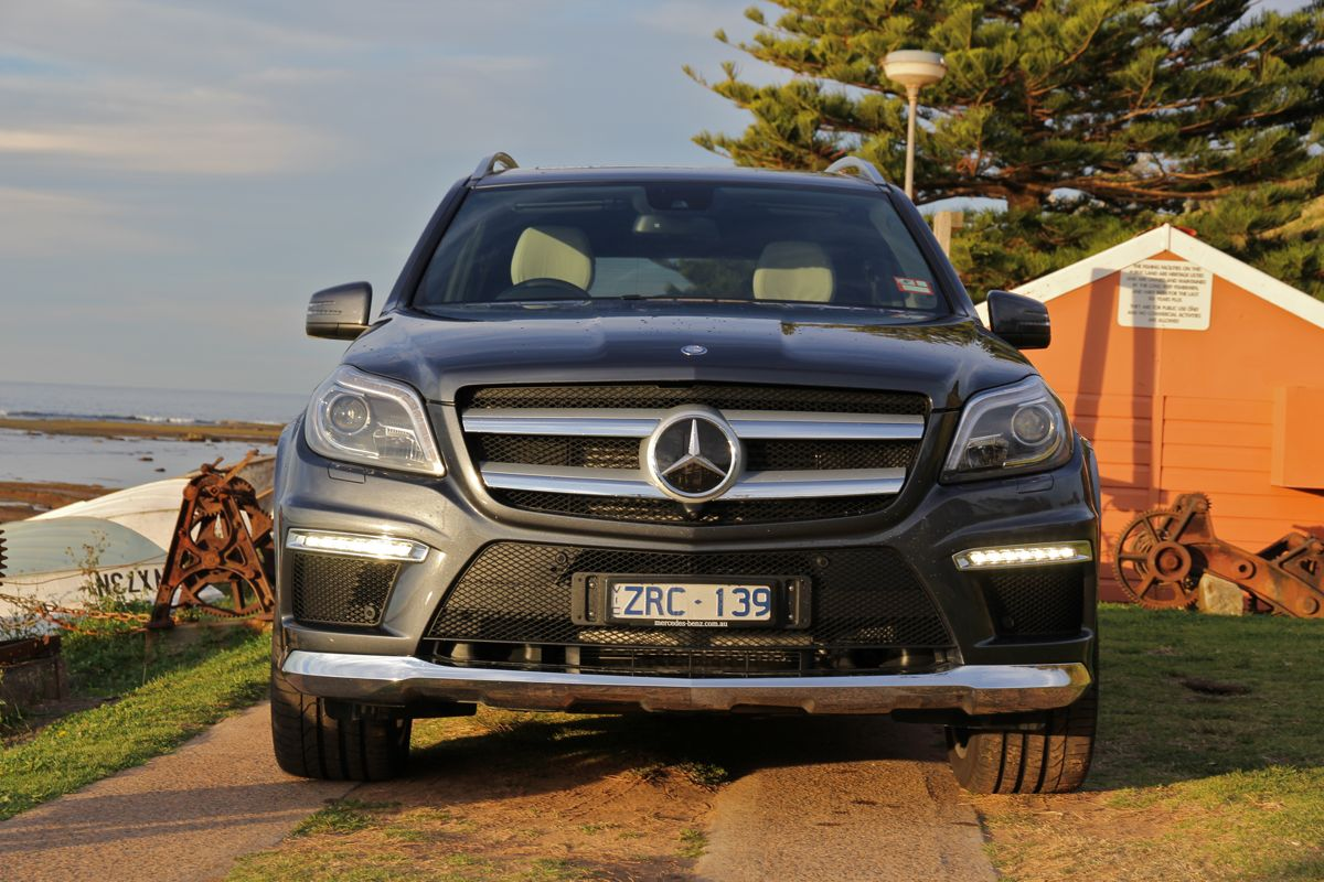 mercedes benz gl review gl350 bluetec caradvice