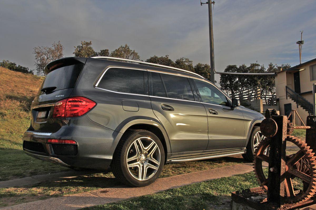 Mercedes Benz Gl Bluetec Review