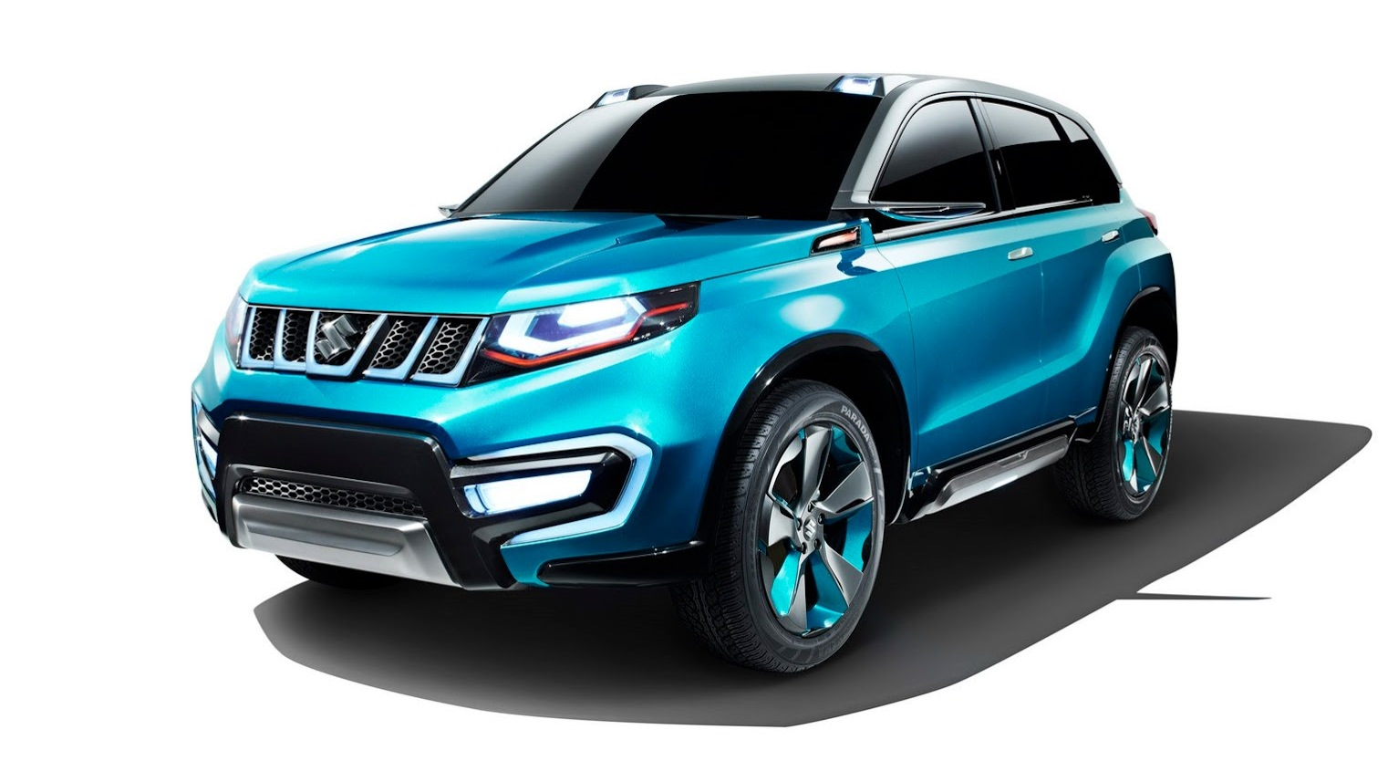 Suzuki iv 4 suv production version due here in 2015 photos 1 of 2