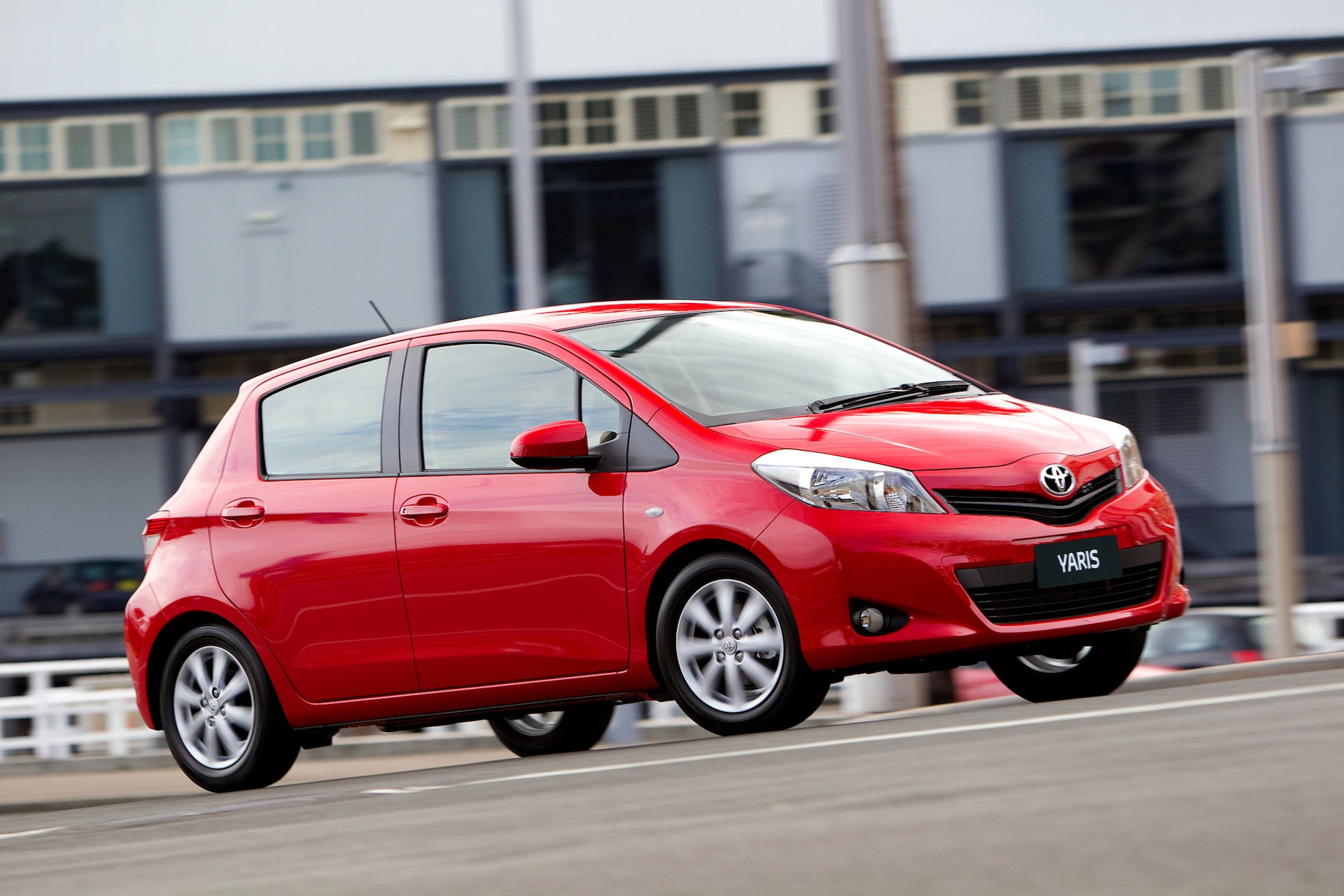 Toyota Yaris Yr Review Caradvice