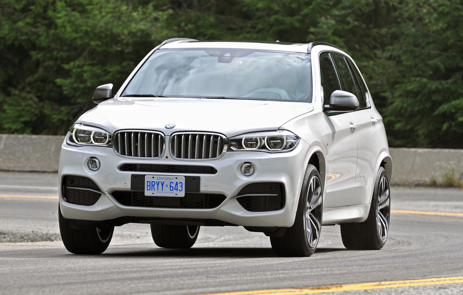 2014 bmw x5 pricing and specifications photos 1 of 10