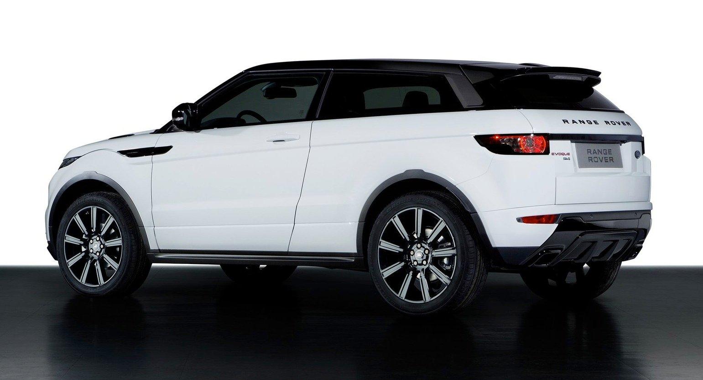 Range Rover Evoque 2013 >> Range Rover Evoque_e: electric research project announced - Photos (1 of 5)