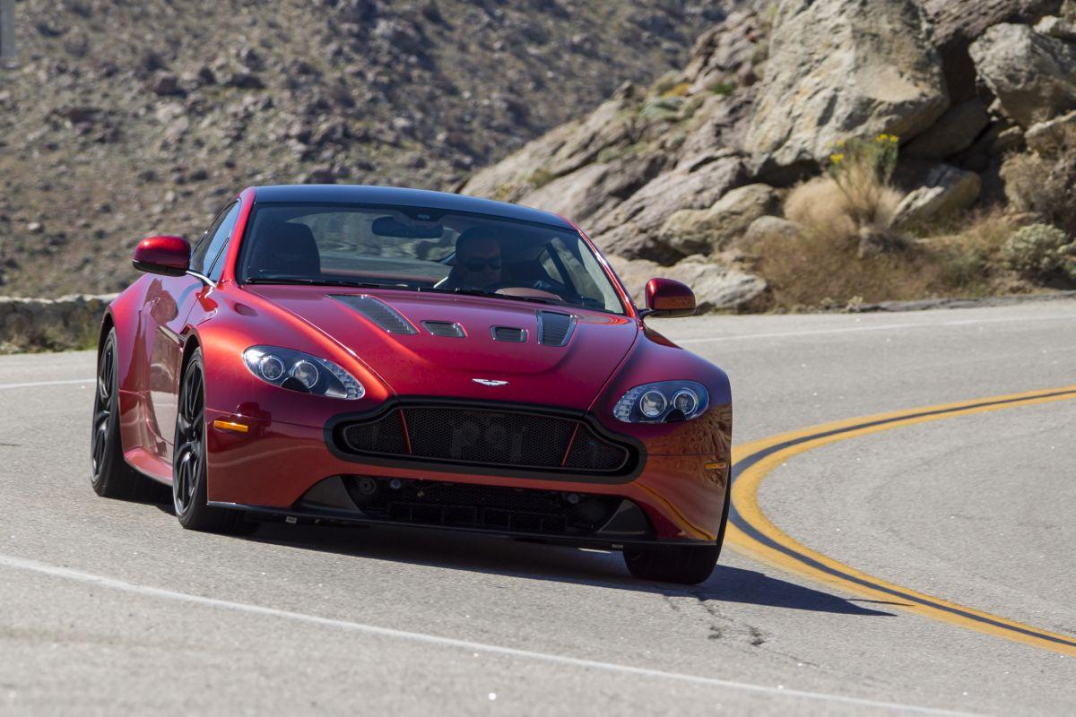 Creative Aston Martin V12 Vantage S Review  CarAdvice