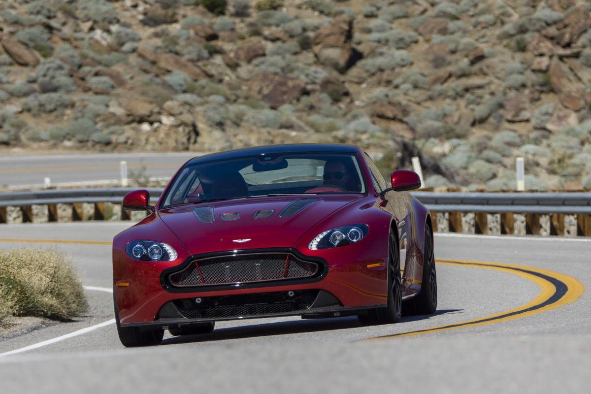 Elegant Aston Martin V12 Vantage S Review  CarAdvice