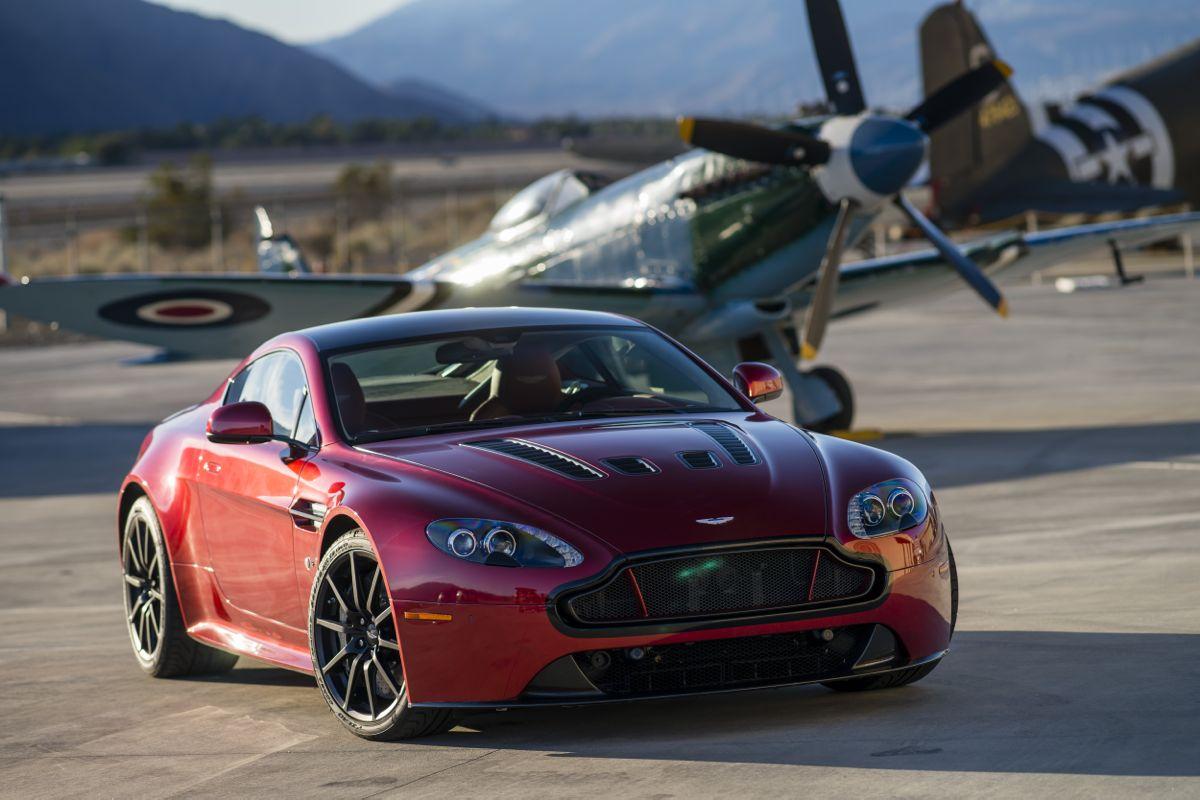 Aston Martin V12 Vantage S Review | CarAdvice