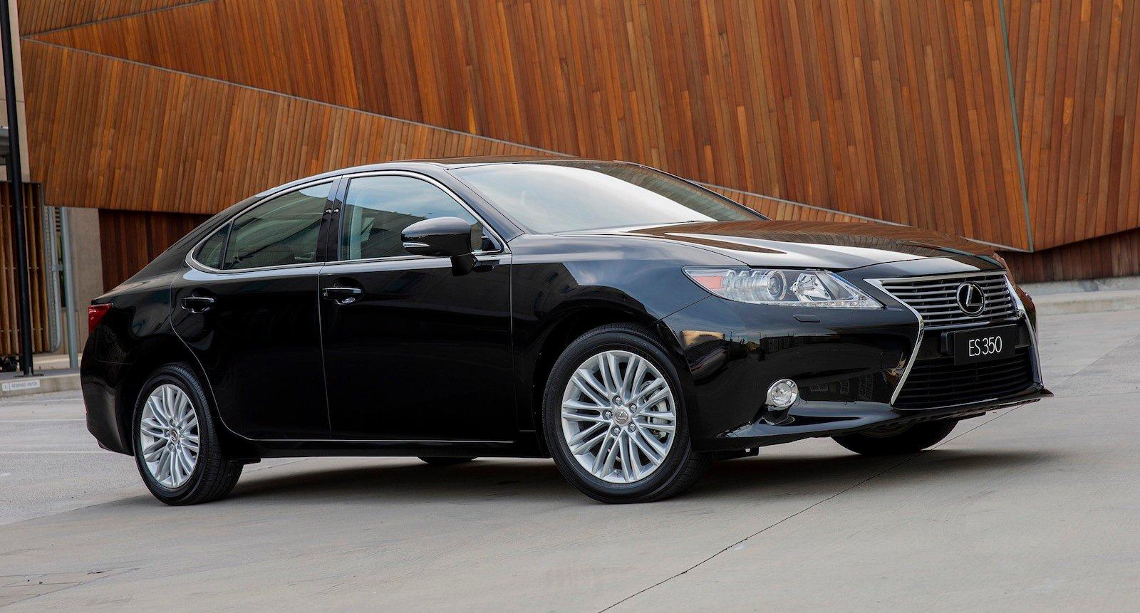 Luxury Vehicle: Lexus ES: Large Luxury Sedan Returns From $63,000