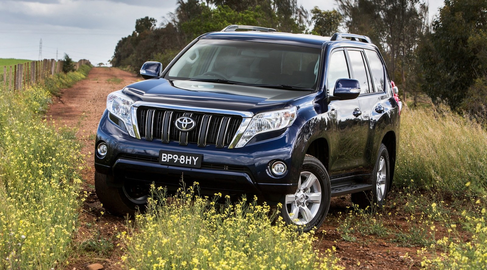 2014 Toyota LandCruiser Prado: pricing and specifications - Photos (1 of 18)