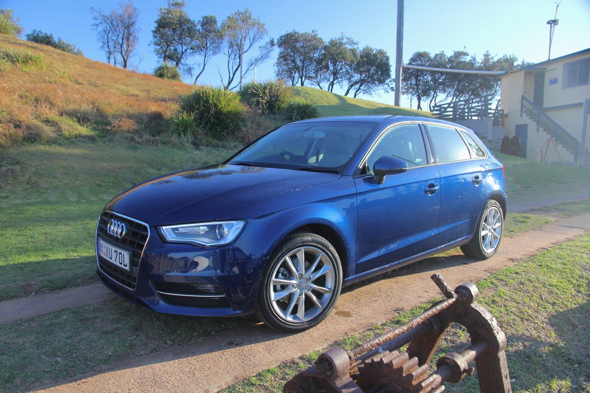 audi a3 review 1 4 tsfi sportback cod attraction caradvice. Black Bedroom Furniture Sets. Home Design Ideas