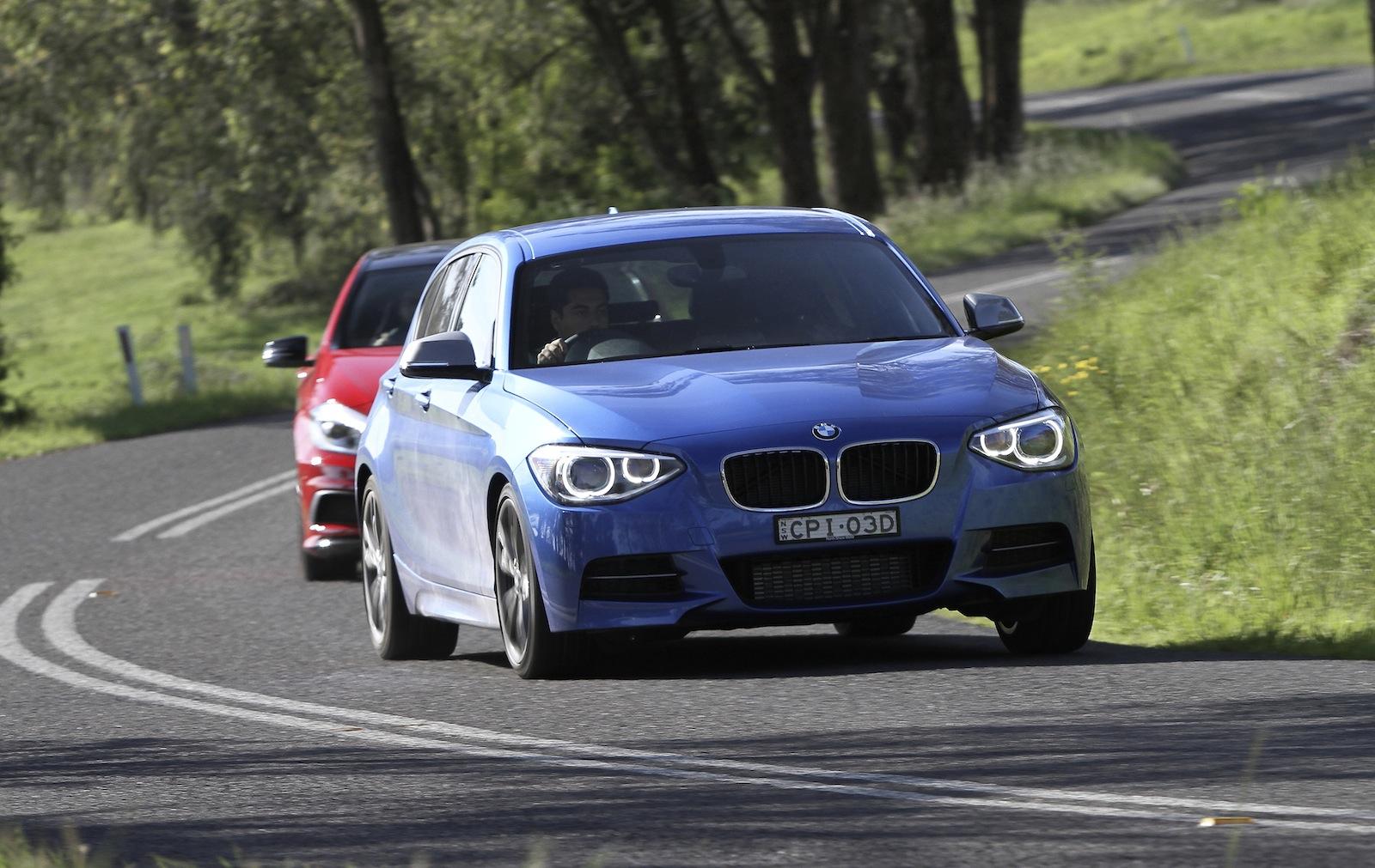 2019 BMW 3 Series vs. sport sedan rivals: Comparing the specs