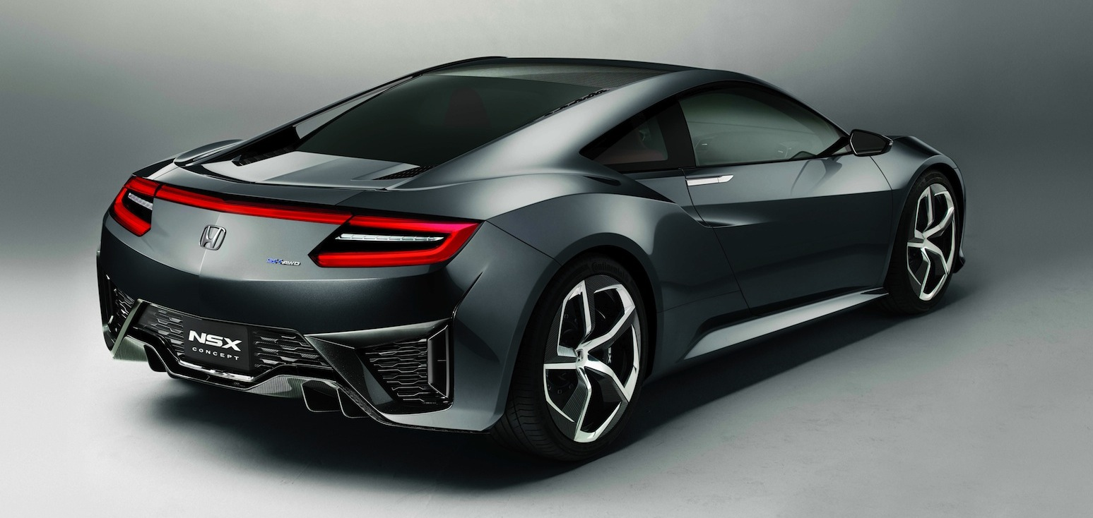 Honda Supercar Price >> Honda NSX: twin-turbo V6 confirmed for next-gen hybrid supercar - Photos (1 of 4)