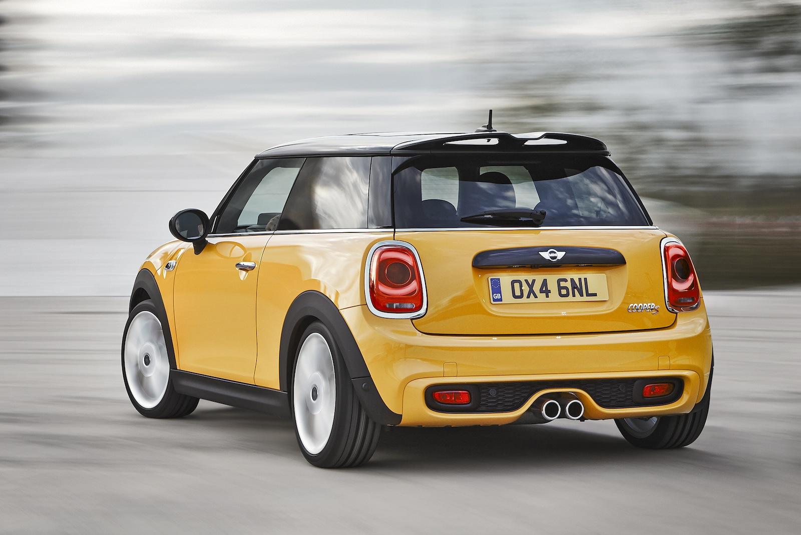 2014 Mini Cooper hatch revealed - Photos (1 of 14)