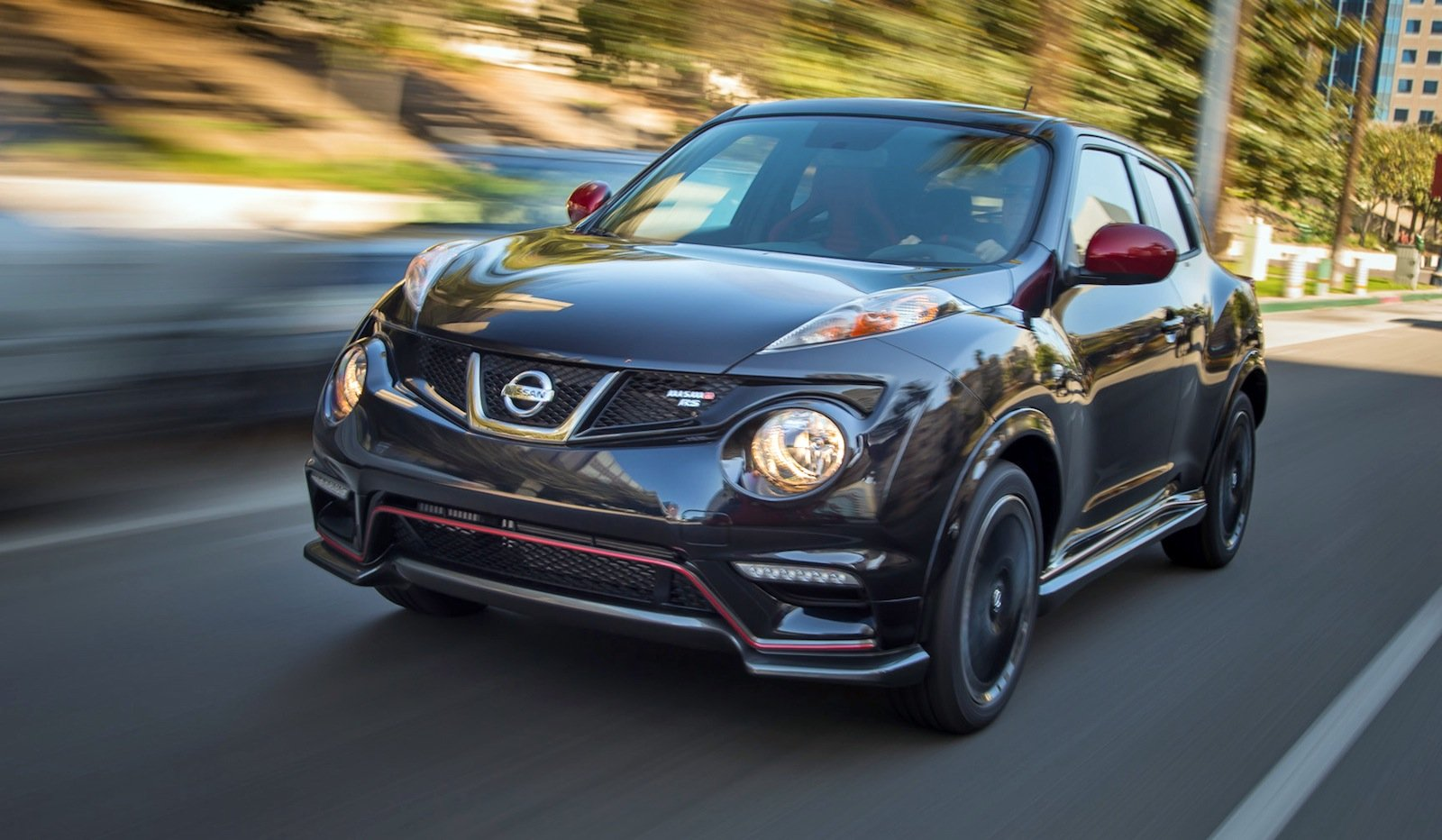 nissan juke nismo rs 160kw hardcore crossover unveiled photos 1 of 13. Black Bedroom Furniture Sets. Home Design Ideas
