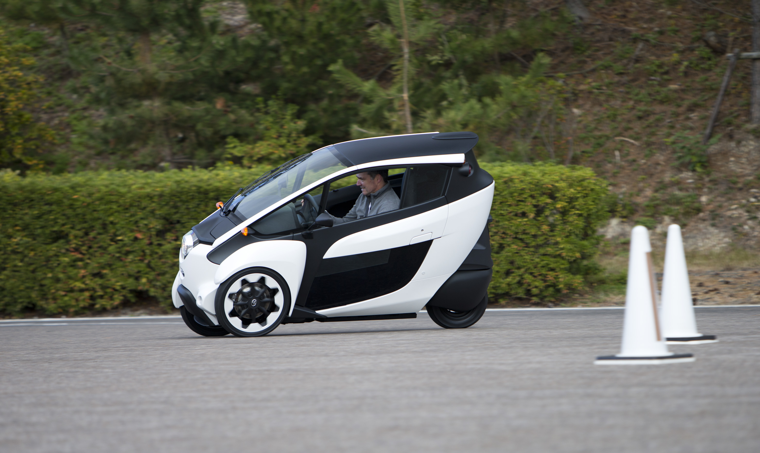 Toyota I Road Concept Review Caradvice