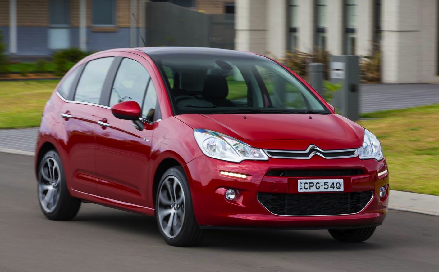 Citroen C3 Facelift Arrives  New Exclusive Spec Added