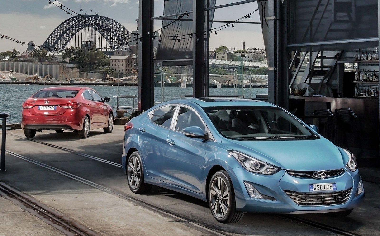Hyundai Genesis Price >> 2014 Hyundai Elantra Review | CarAdvice