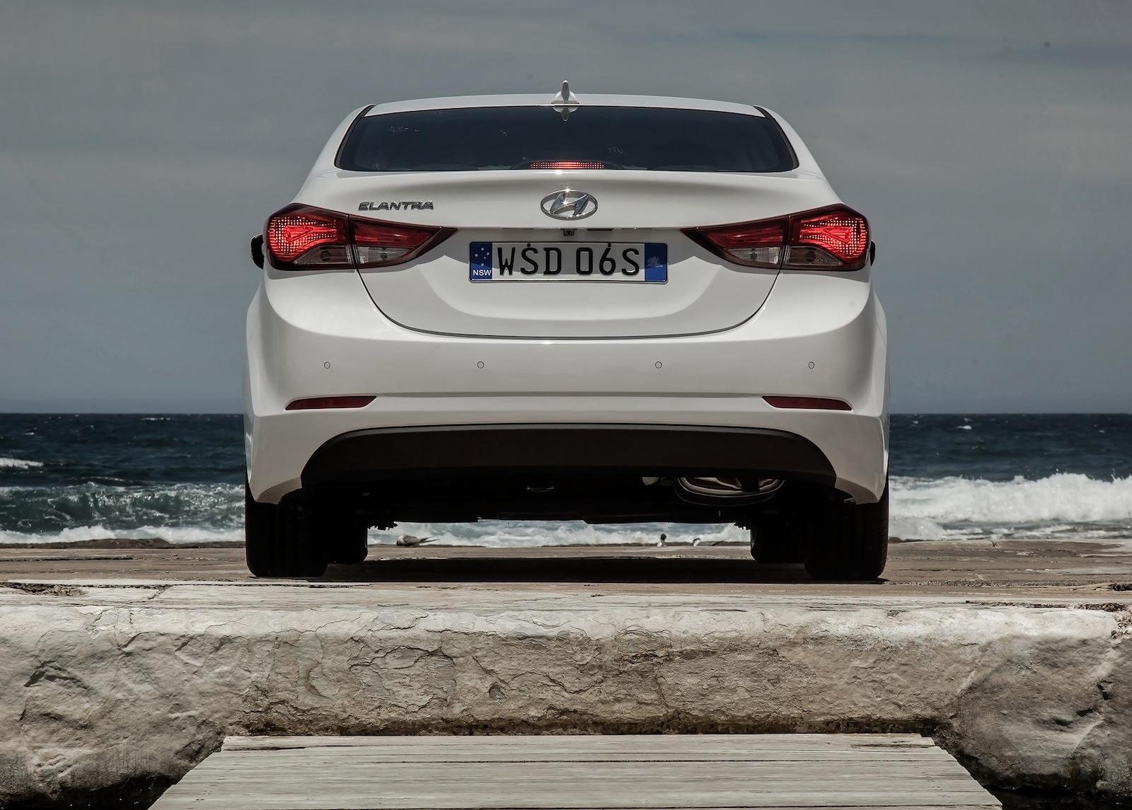 2014 Hyundai Elantra Review Caradvice