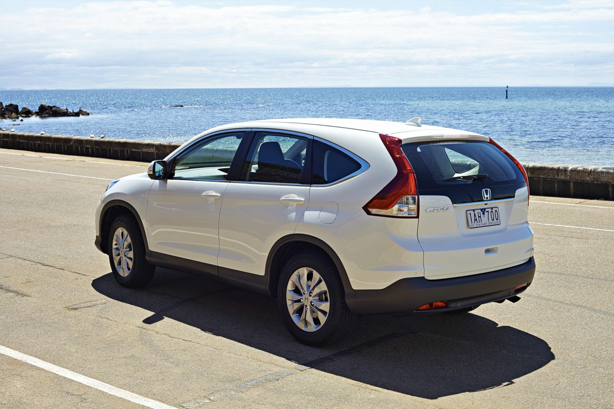 2015 Honda CR-V | Pricing, Ratings & Reviews | Kelley Blue ...
