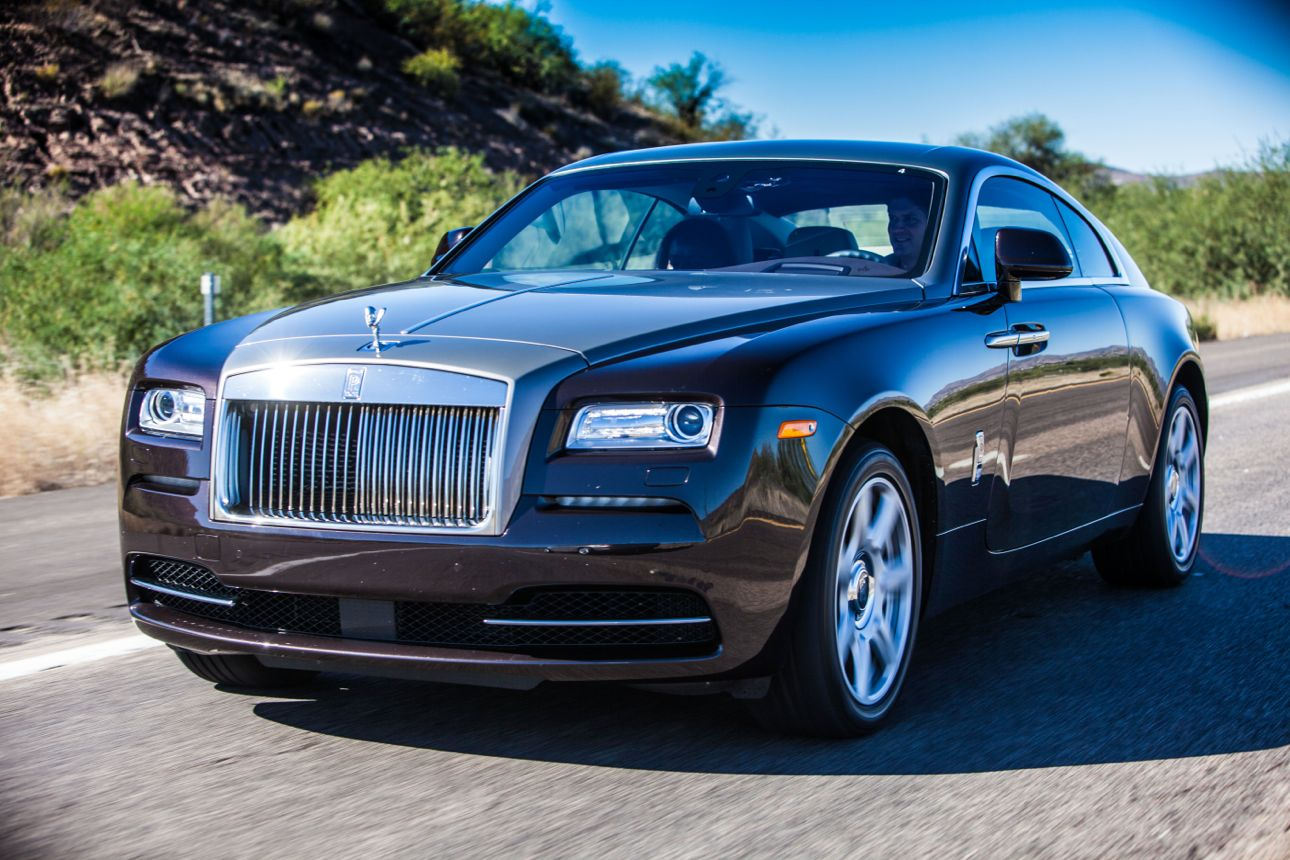 Rose Royce Car Images >> Rolls-Royce Wraith Review | CarAdvice
