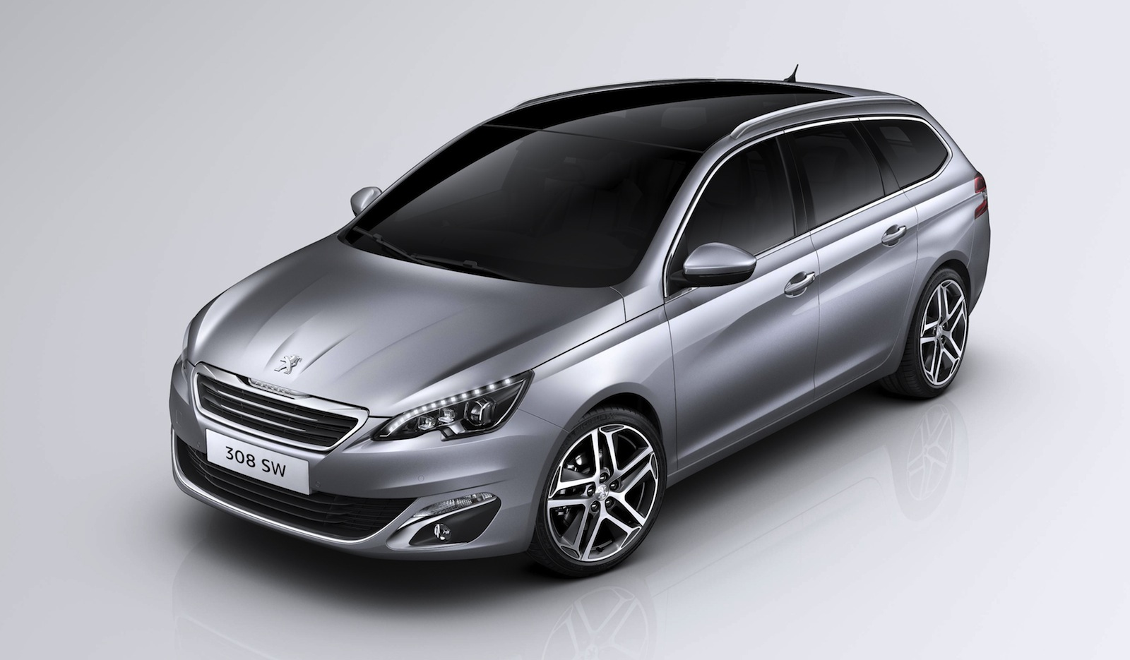Peugeot 308 Sw Compact Wagon Revealed Photos 1 Of 10