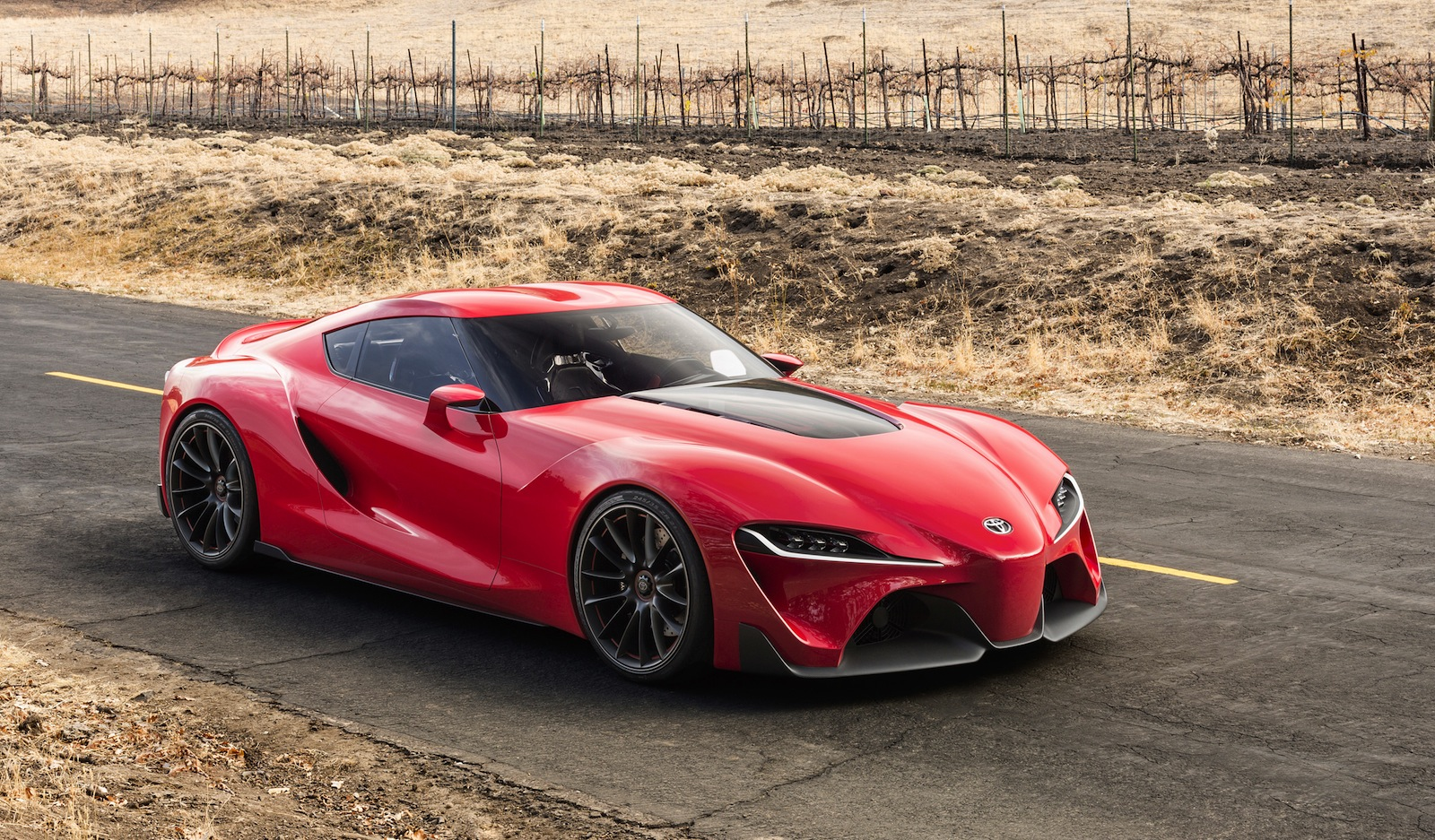 2018 toyota ft1. delighful ft1 2018 toyota supra spied testing at last ft1 concept closing in on  production in toyota ft1 2
