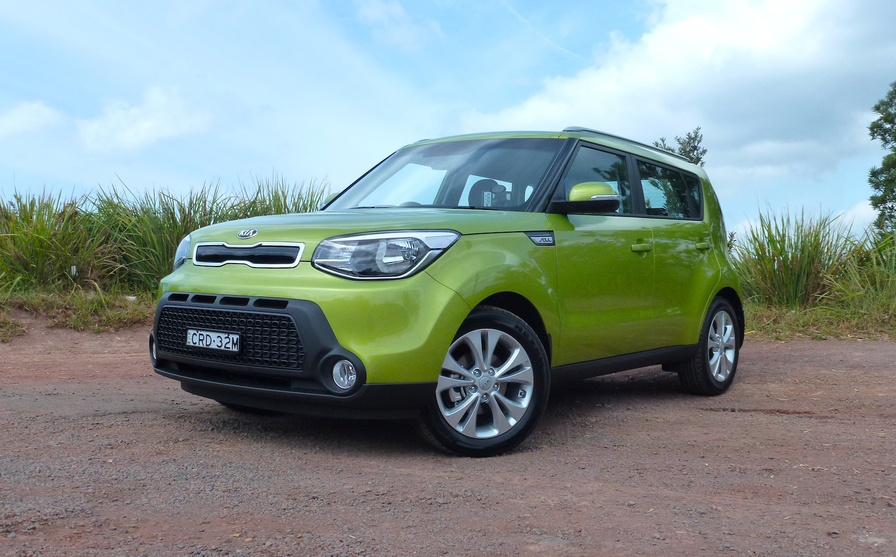 kia soul expected to spawn new compact suv photos 1 of 4. Black Bedroom Furniture Sets. Home Design Ideas
