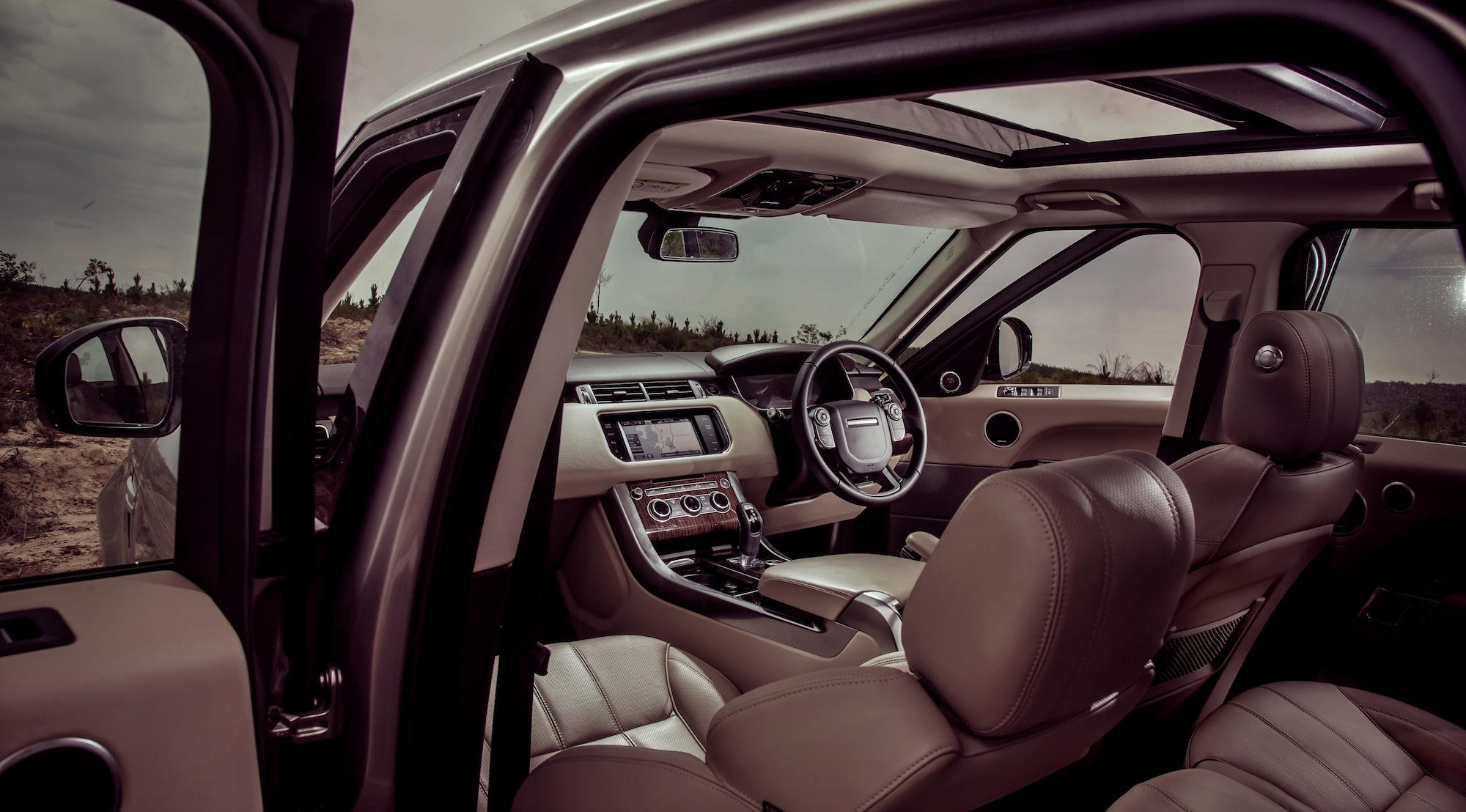 Luxury SUV Comparison  BMW X5 v MercedesBenz MLClass v Range