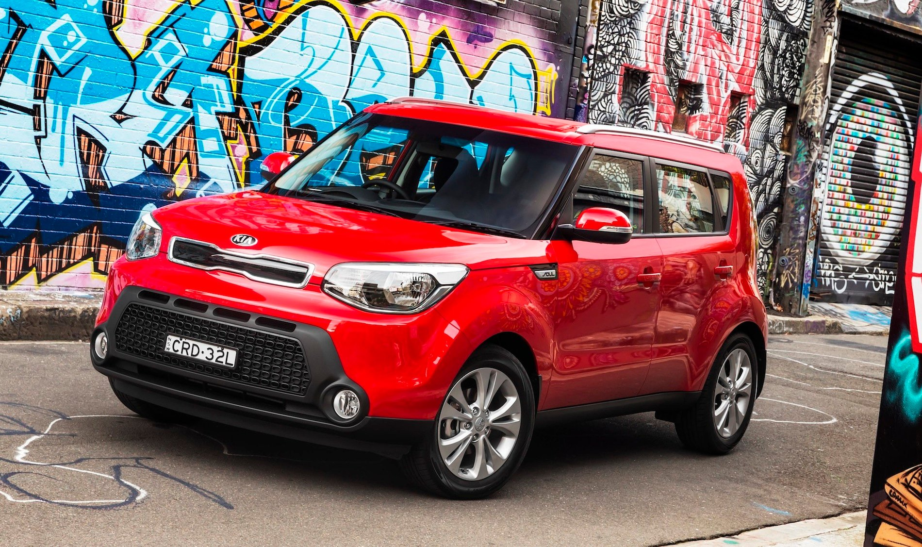 2014 Kia Soul Pricing And Specifications Photos 1 Of 13