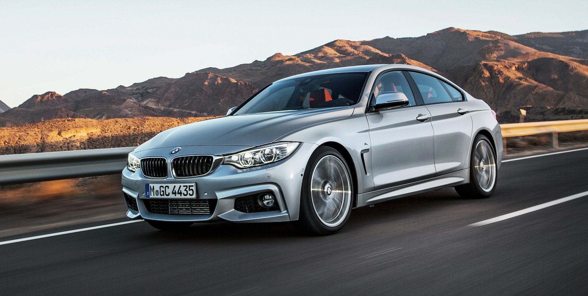 bmw 4 series gran coupe four door hatchback revealed photos 1 of 10. Black Bedroom Furniture Sets. Home Design Ideas