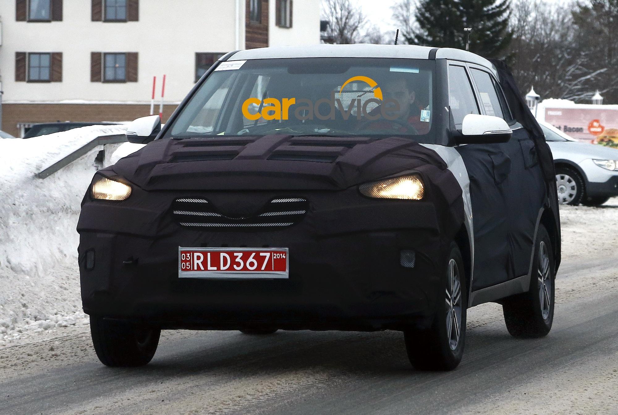 Home car hyundai spied hyundai ix25 compact suv interior - Hyundai Ix25 Sub Compact Suv Spied