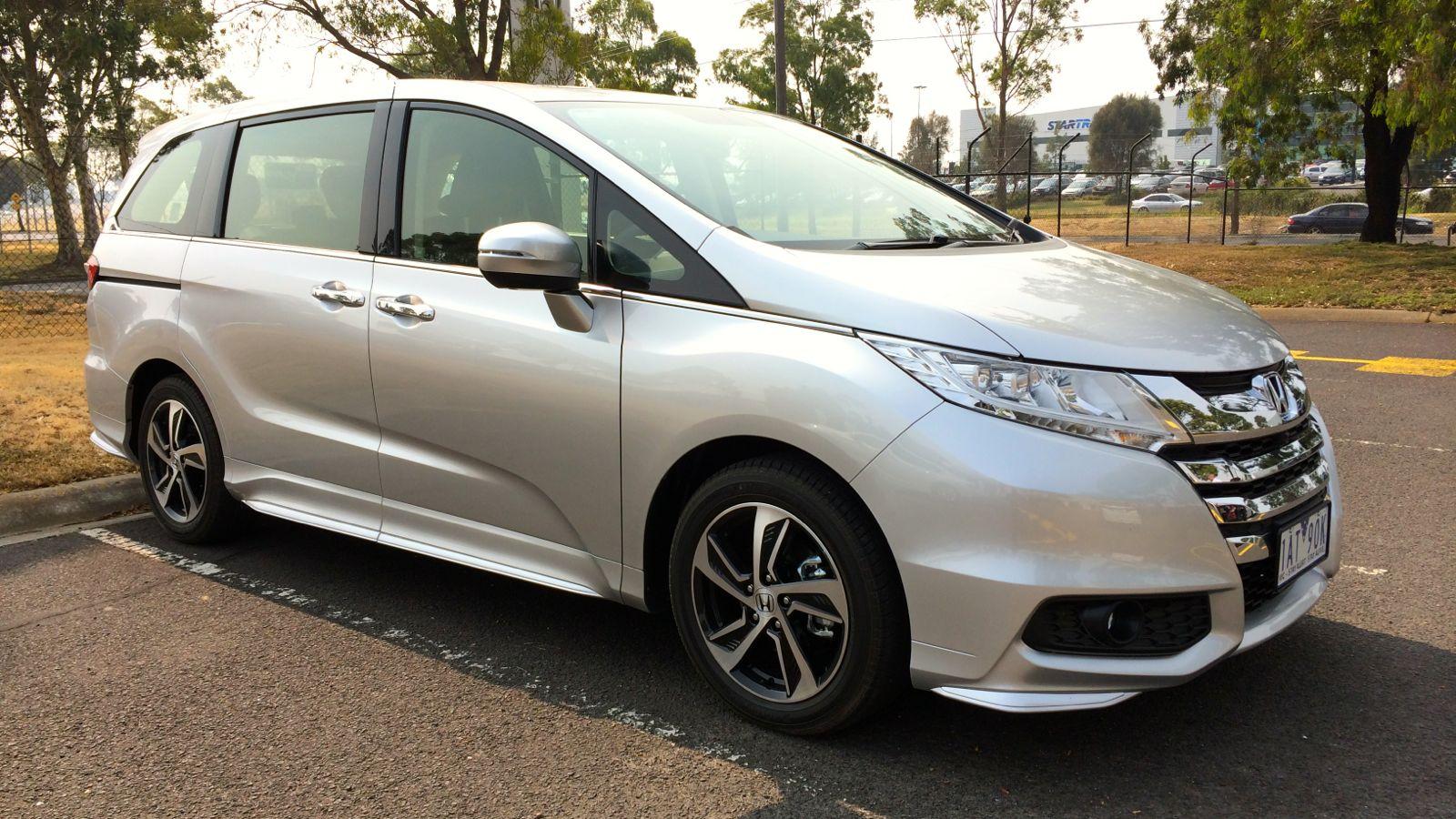 Model 2014 Honda Odyssey Review  CarAdvice