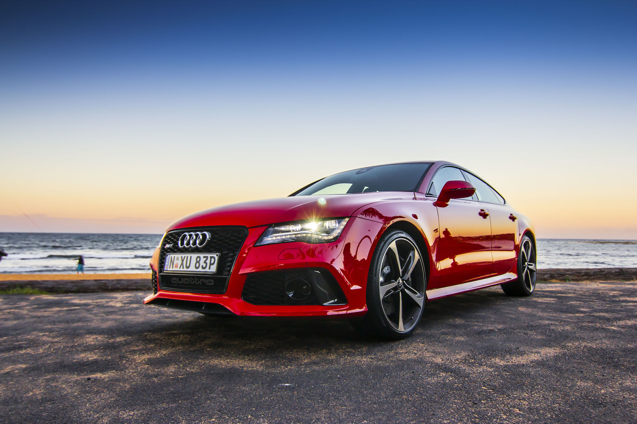 Audi RS7 Sportback Review | CarAdvice
