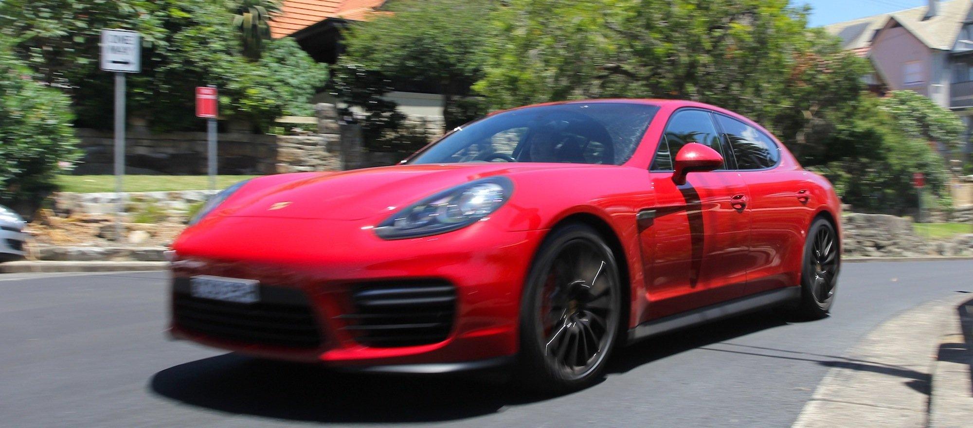 Porsche Panamera Review Gts Caradvice