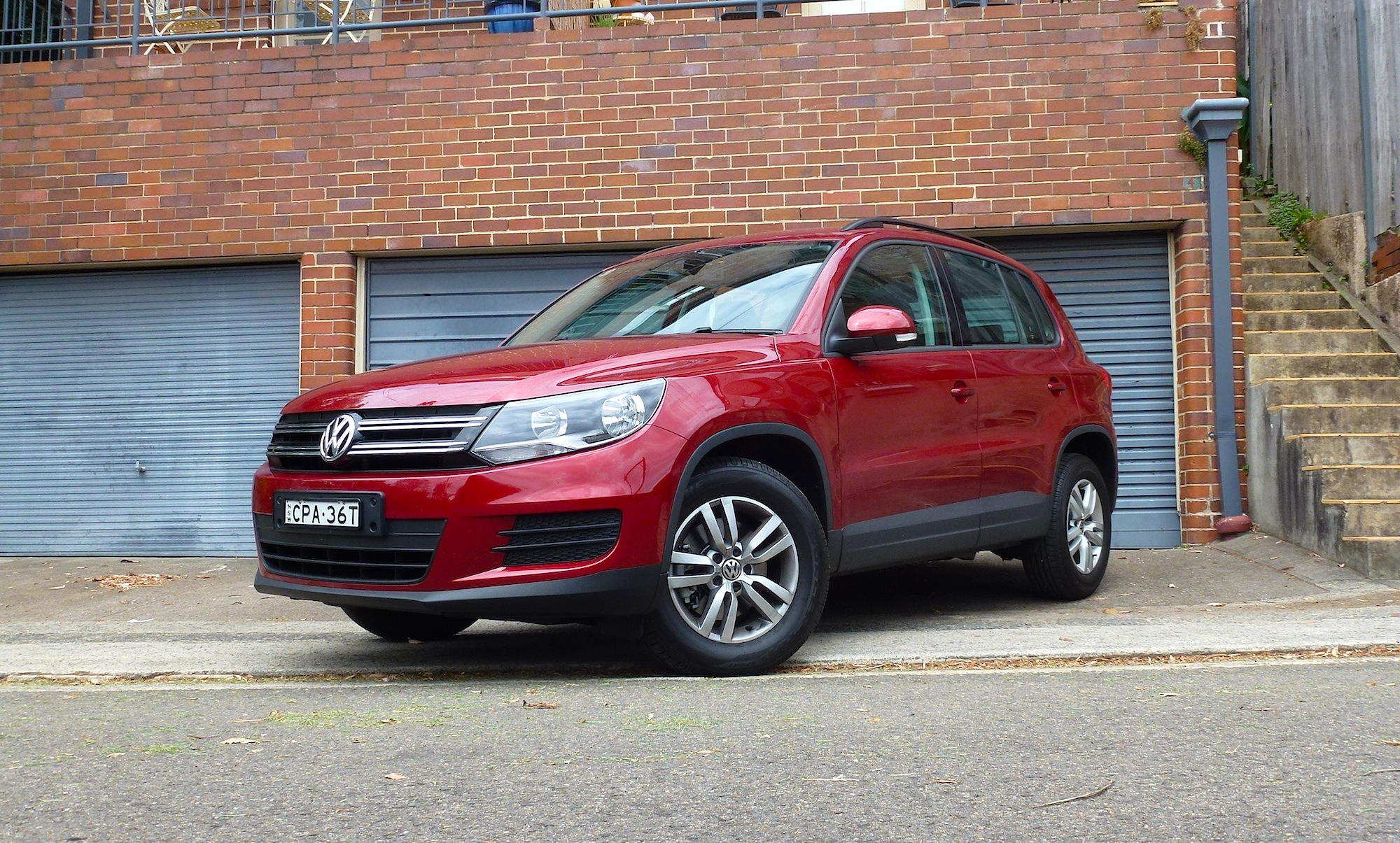 2014 volkswagen tiguan review 118tsi dsg caradvice. Black Bedroom Furniture Sets. Home Design Ideas