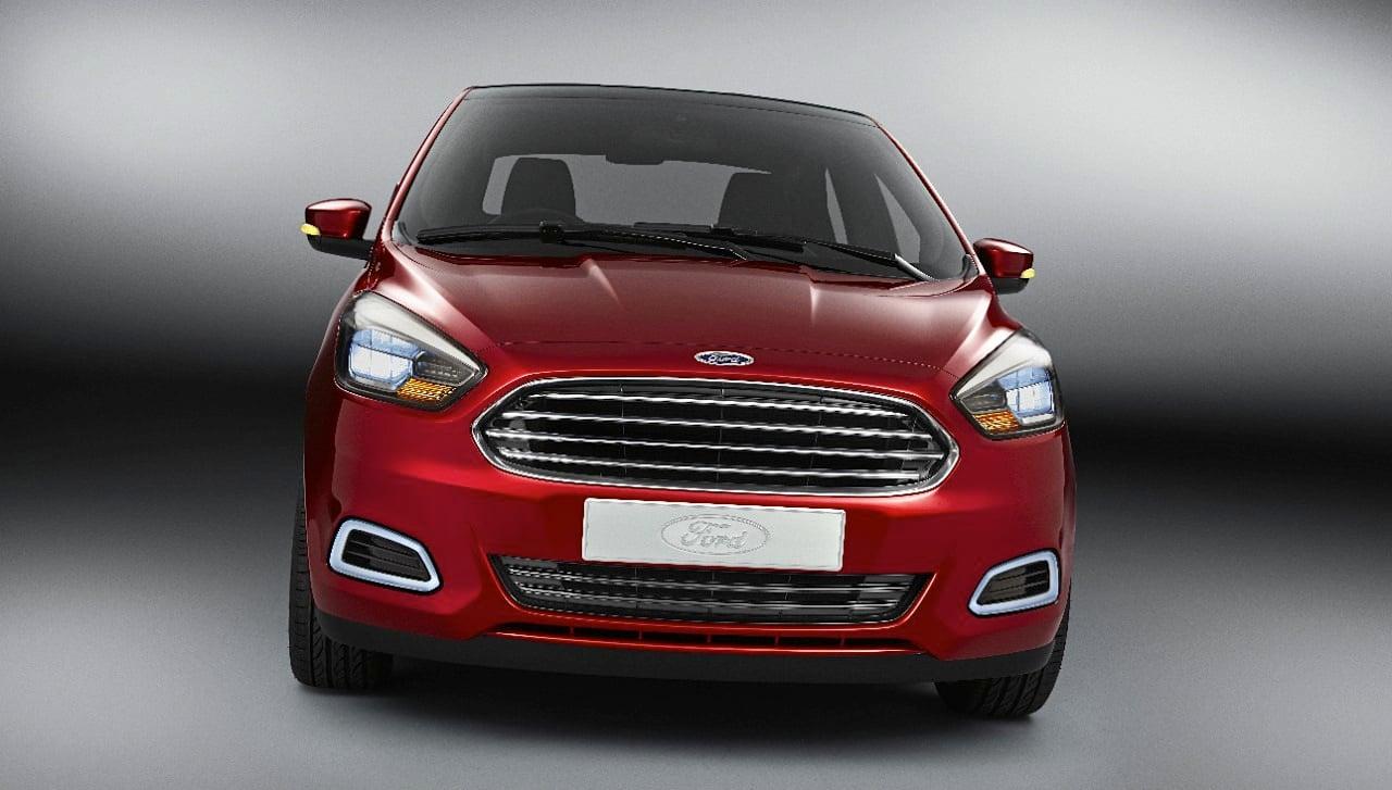 new car launches australiaFord Figo concept  no Ford Australia involvement in new compact