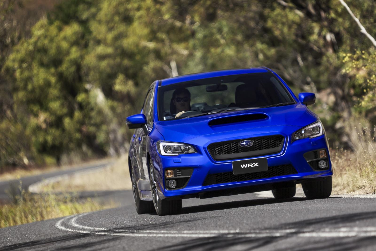 Wonderful 2015 Subaru WRX Review  CarAdvice