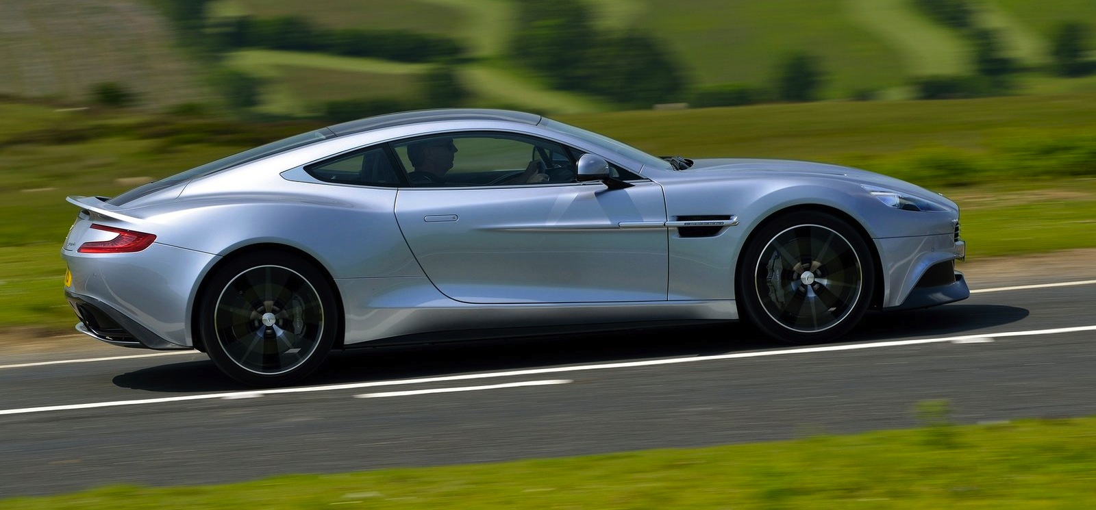 Luxury Vehicle: Aston Martin Sports Cars, SUV To Borrow New Mercedes-Benz
