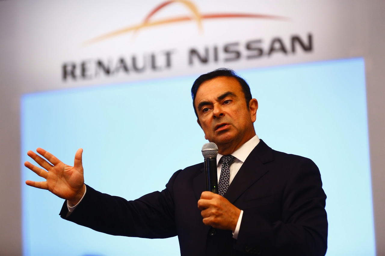 A diary by renault nissan s celebrity ceo carlos ghosn