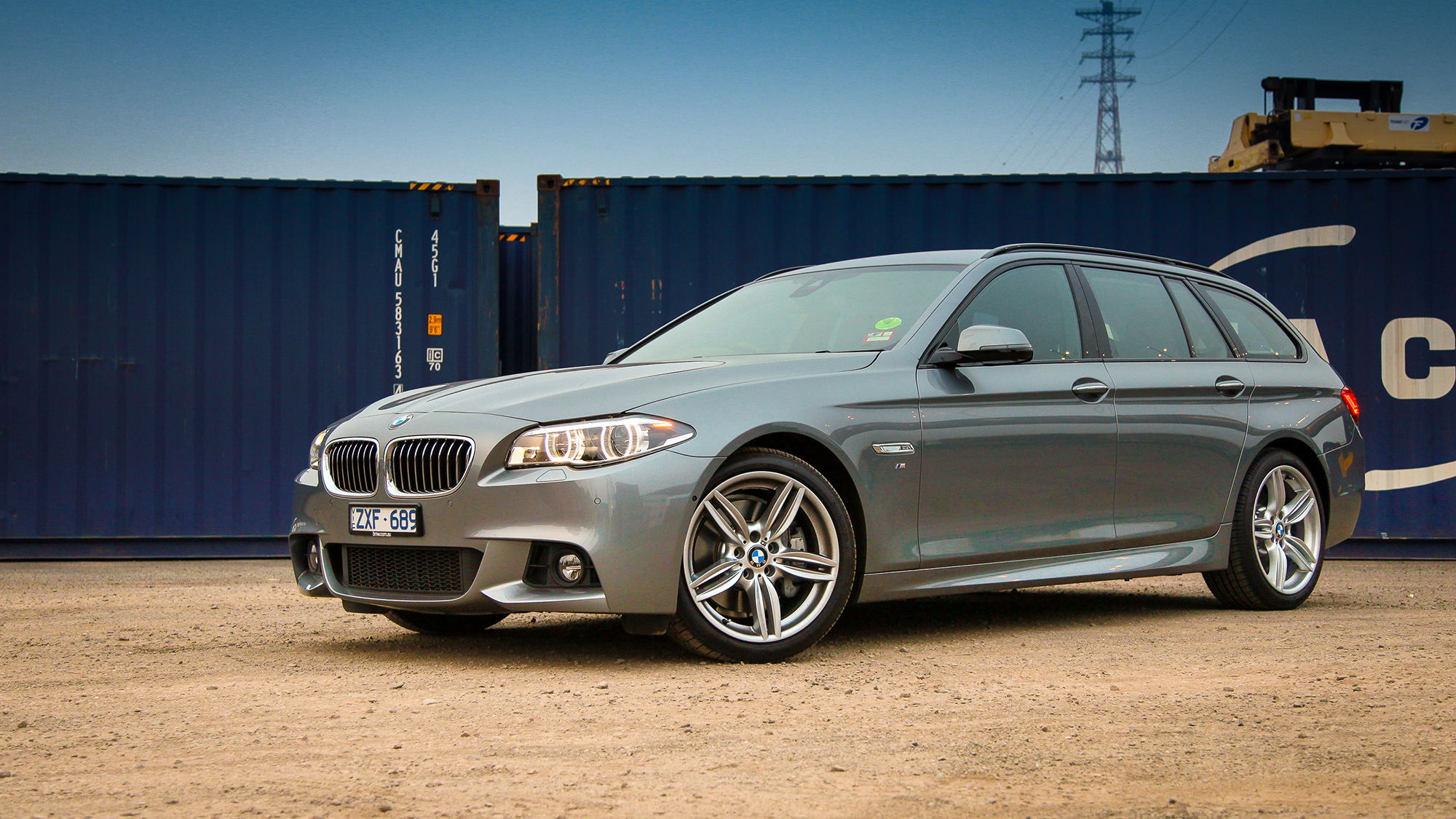 2014 BMW 535i Touring :: Week With Review - Photos