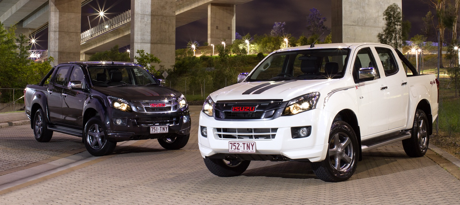 Isuzu D-Max X-Runner special edition launched - Photos (1 ...